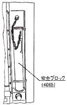 付図33 安全ブロックの例